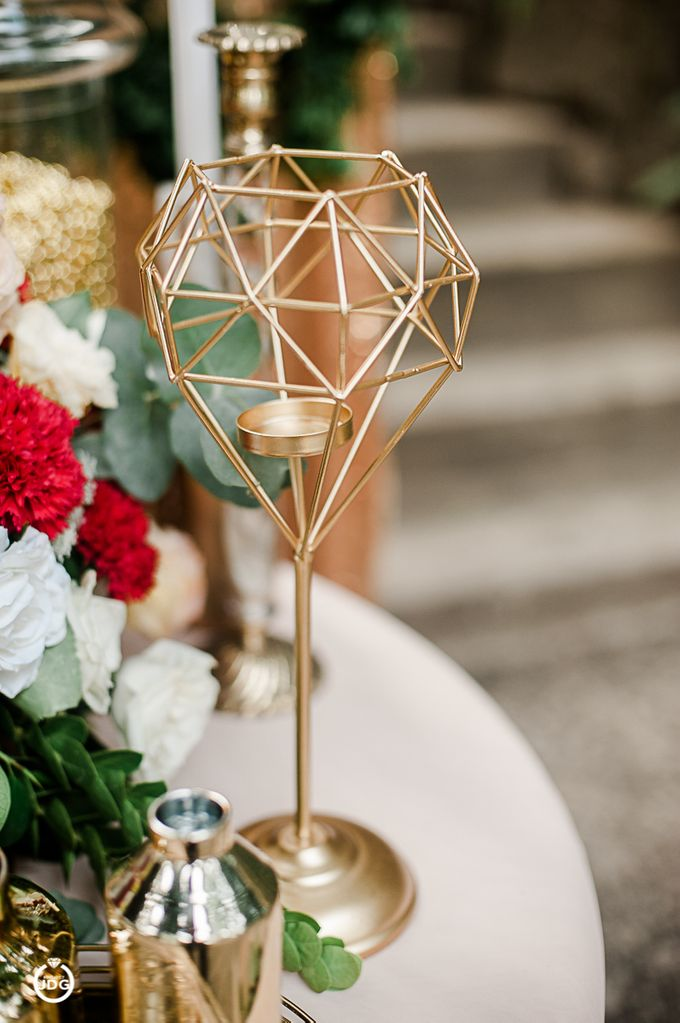 Metallic Whimsical Editorial Part 2 by Bride Idea - 023