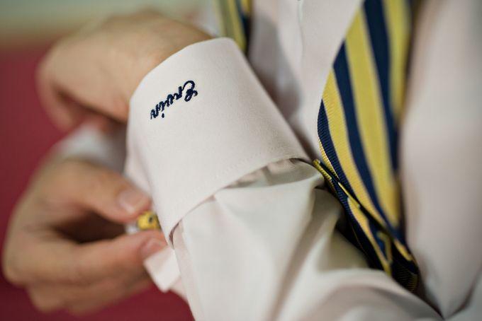 Wedding Day - Joy & Ervin by Acapella Photography - 005