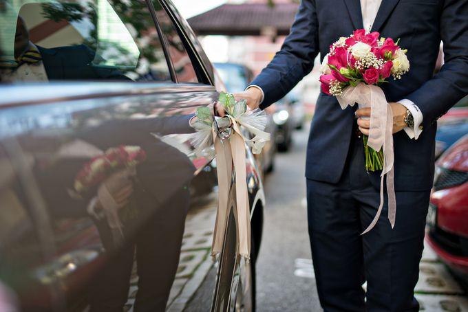 Wedding Day - Joy & Ervin by Acapella Photography - 008
