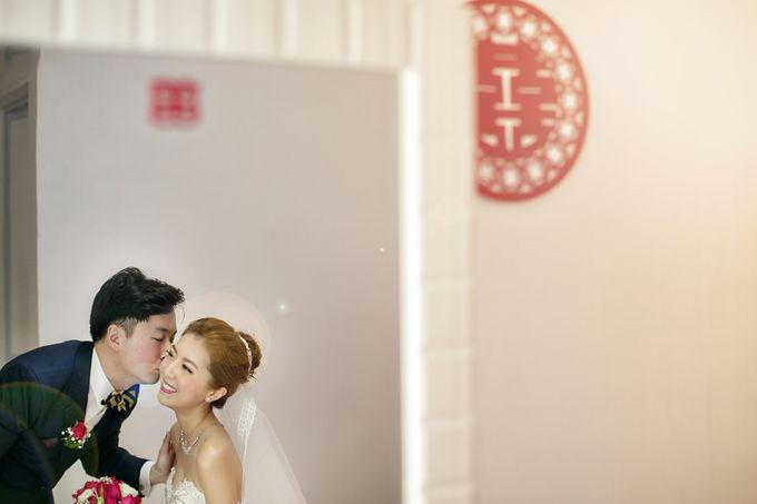 Wedding Day - Joy & Ervin by Acapella Photography - 020