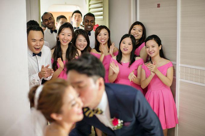 Wedding Day - Joy & Ervin by Acapella Photography - 021