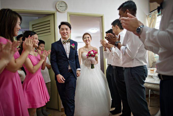 Wedding Day - Joy & Ervin by Acapella Photography - 022