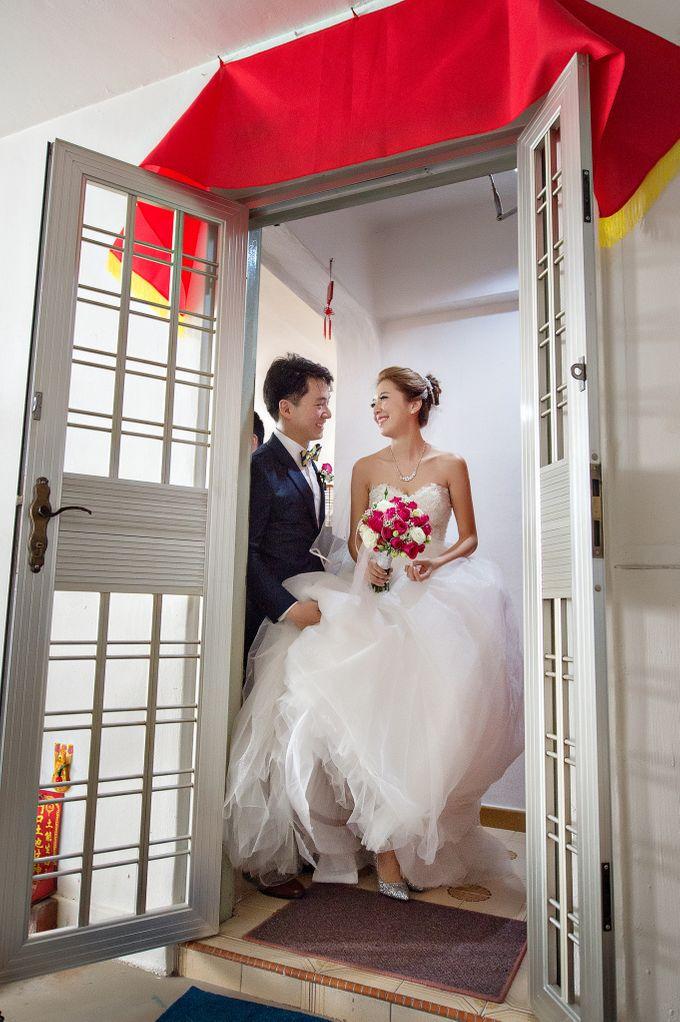 Wedding Day - Joy & Ervin by Acapella Photography - 023