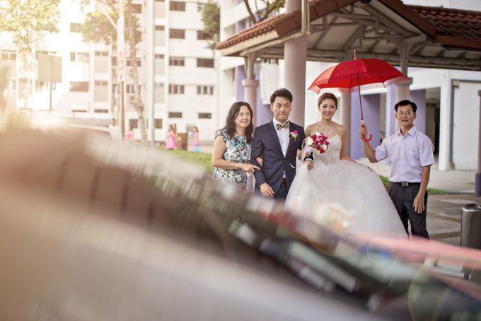 Wedding Day - Joy & Ervin by Acapella Photography - 024