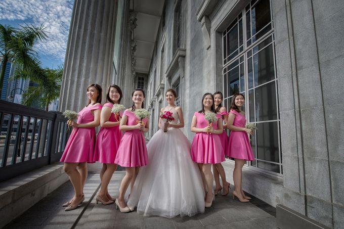Wedding Day - Joy & Ervin by Acapella Photography - 028