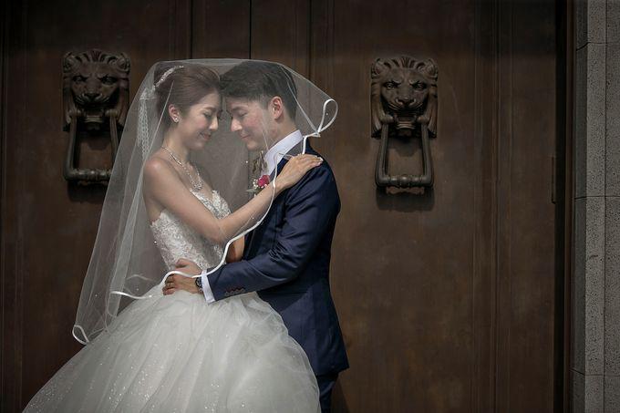 Wedding Day - Joy & Ervin by Acapella Photography - 002