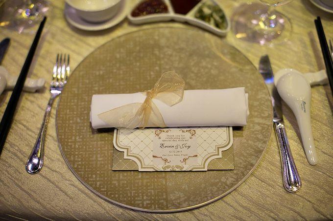 Wedding Day - Joy & Ervin by Acapella Photography - 045
