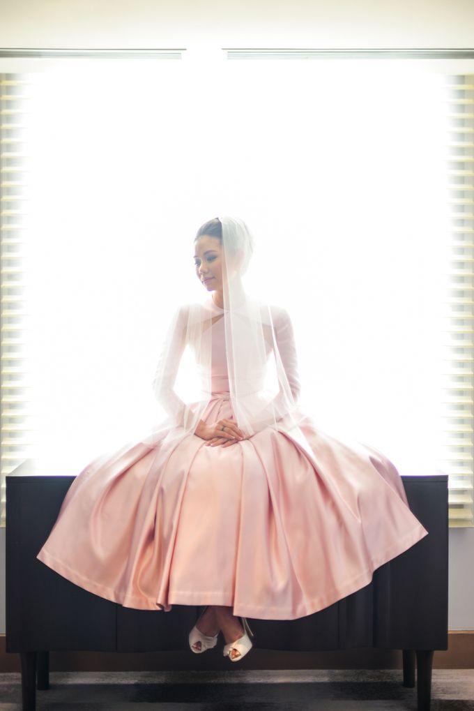 The wedding of Arief and Olivia by Ike Riani Hartono - 012