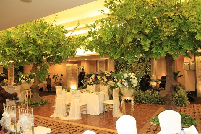 Luri & Ari Wedding by grandkemang Jakarta - 002
