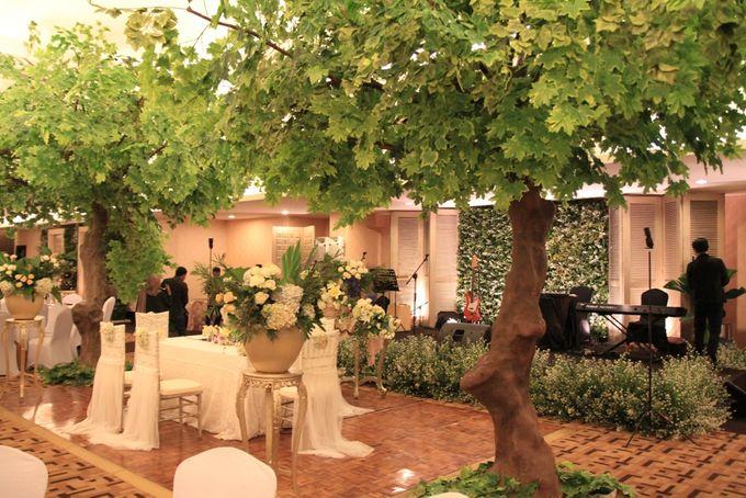 Luri & Ari Wedding by grandkemang Jakarta - 005