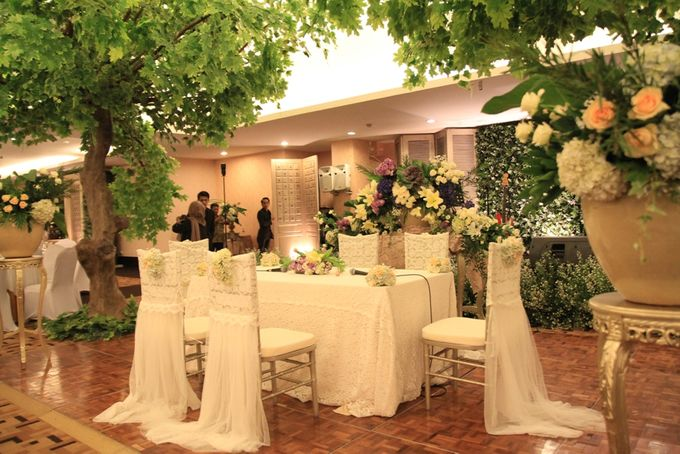 Luri & Ari Wedding by grandkemang Jakarta - 006