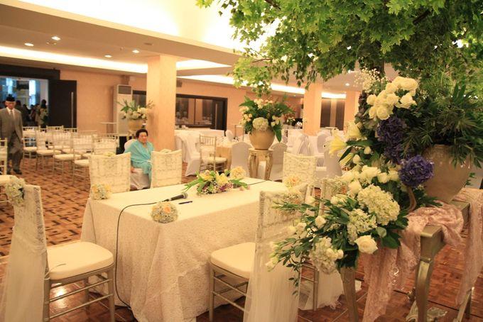 Luri & Ari Wedding by grandkemang Jakarta - 009