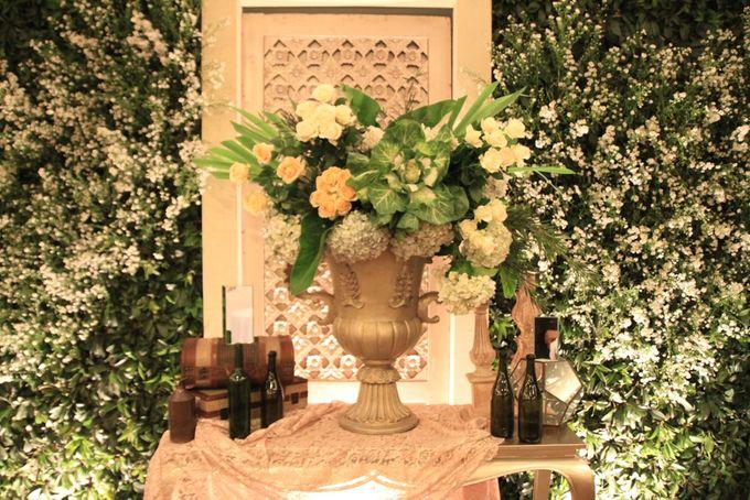 Luri & Ari Wedding by grandkemang Jakarta - 010
