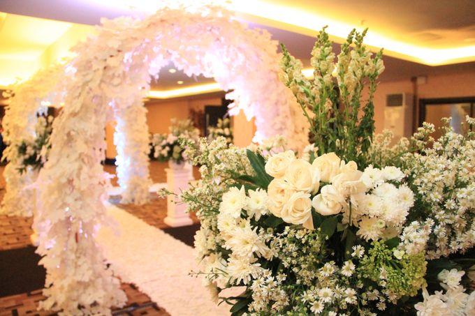 Meriel & Rully Wedding Party by grandkemang Jakarta - 009
