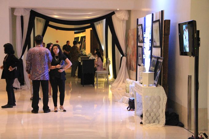 Meriel & Rully Wedding Party by grandkemang Jakarta - 011