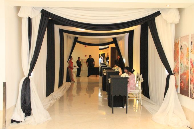 Meriel & Rully Wedding Party by grandkemang Jakarta - 012