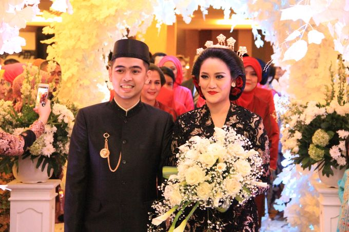 Meriel & Rully Wedding Party by grandkemang Jakarta - 015