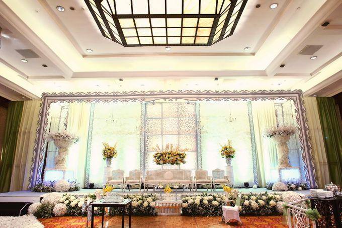 Dua Mutiara Ballroom by JW Marriott Hotel Jakarta - 001