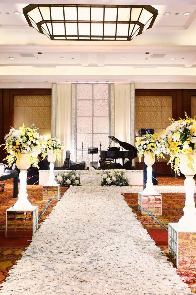 Dua Mutiara Ballroom by JW Marriott Hotel Jakarta - 002
