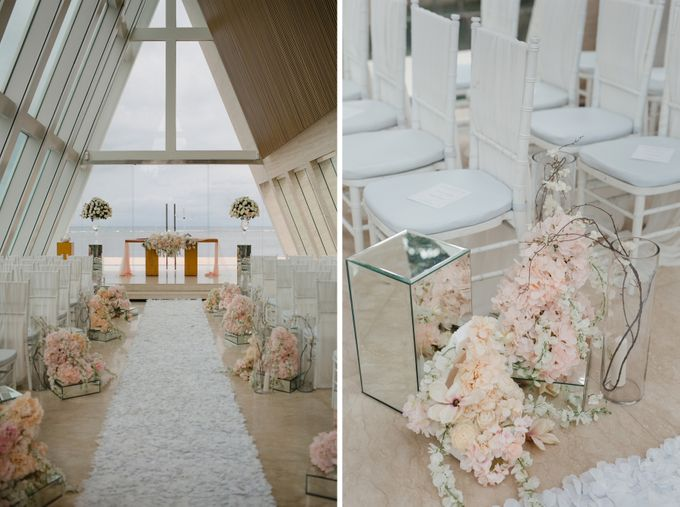 Simple and Modern Rococo style wedding at the Island of Gods by Maxtu Photography - 019