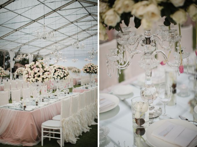 Simple and Modern Rococo style wedding at the Island of Gods by Priscilla Myrna - 039