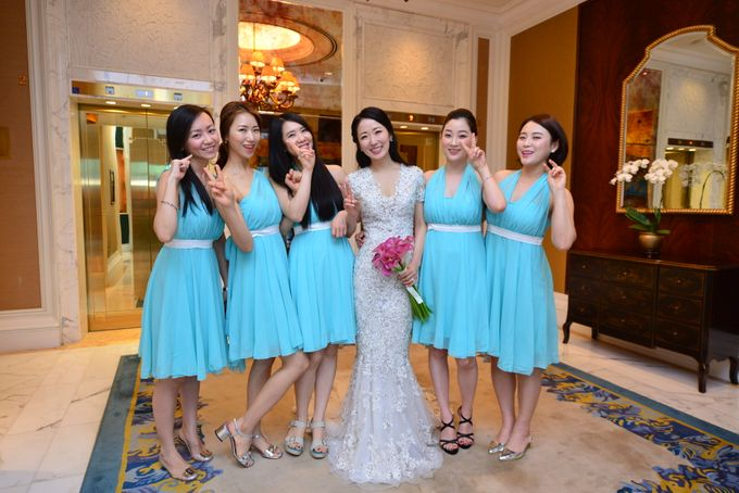 Wedding of Jonathan and Sunghye by Shangri-La Hotel Singapore - 015