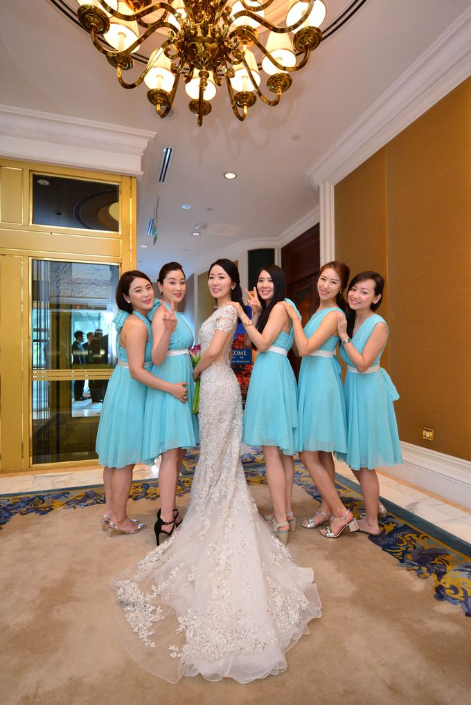 Wedding of Jonathan and Sunghye by Shangri-La Hotel Singapore - 016