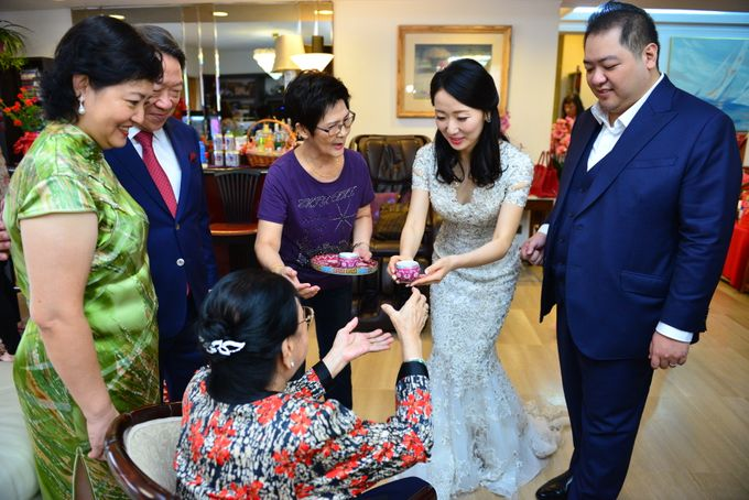 Wedding of Jonathan and Sunghye by Shangri-La Hotel Singapore - 020