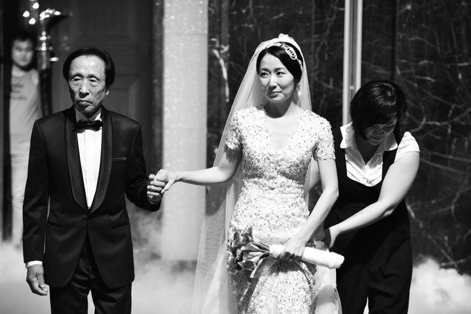 Wedding of Jonathan and Sunghye by Shangri-La Hotel Singapore - 024