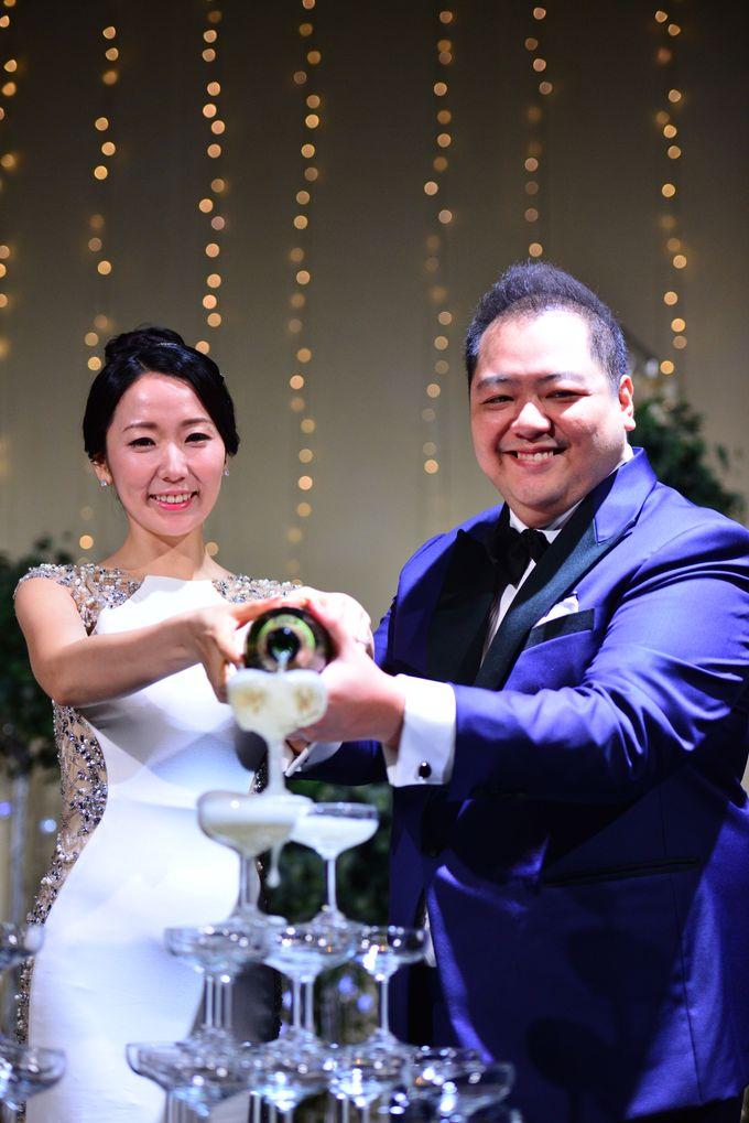 Wedding of Jonathan and Sunghye by Shangri-La Hotel Singapore - 027