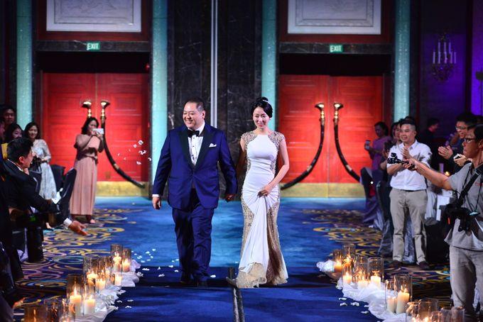 Wedding of Jonathan and Sunghye by Shangri-La Hotel Singapore - 028