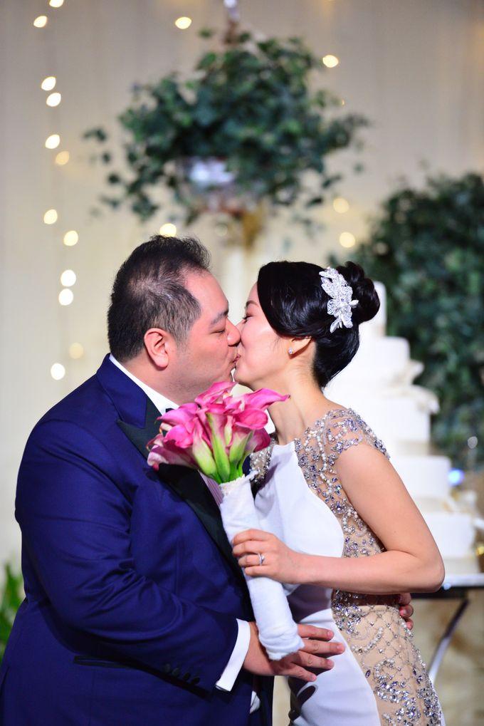Wedding of Jonathan and Sunghye by Shangri-La Hotel Singapore - 030