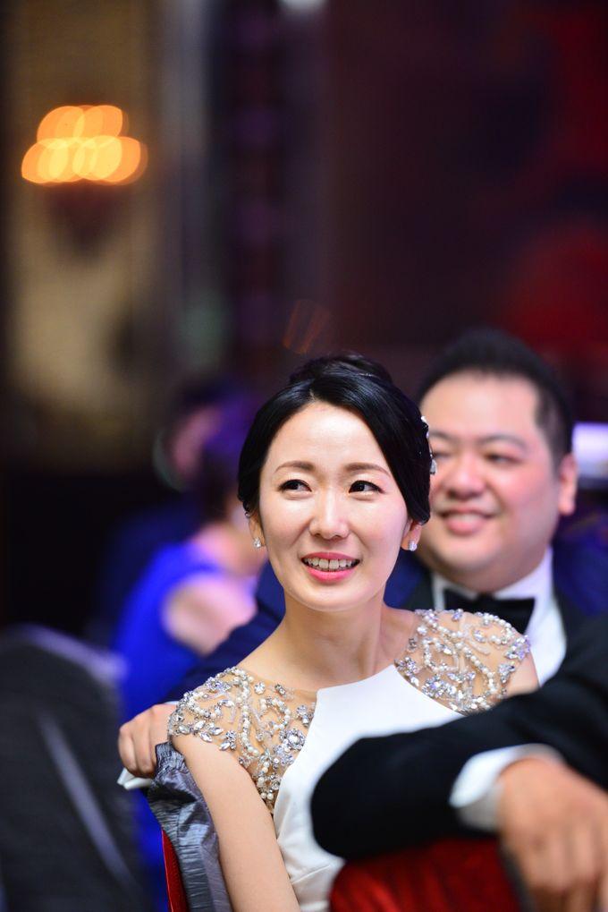 Wedding of Jonathan and Sunghye by Shangri-La Hotel Singapore - 032