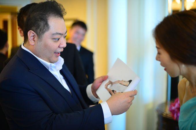 Wedding of Jonathan and Sunghye by Shangri-La Hotel Singapore - 038
