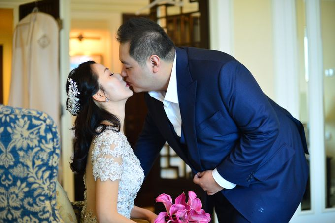 Wedding of Jonathan and Sunghye by Shangri-La Hotel Singapore - 039