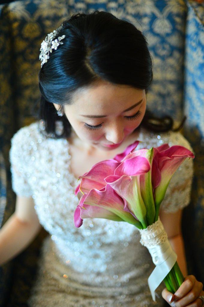 Wedding of Jonathan and Sunghye by Shangri-La Hotel Singapore - 040