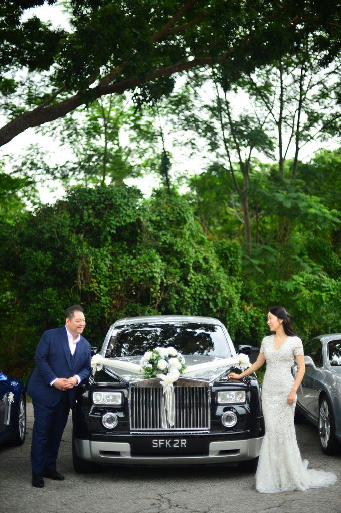 Wedding of Jonathan and Sunghye by Shangri-La Hotel Singapore - 045