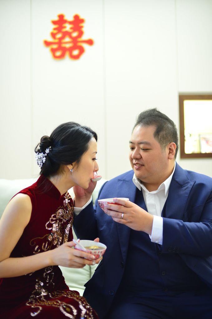 Wedding of Jonathan and Sunghye by Shangri-La Hotel Singapore - 047