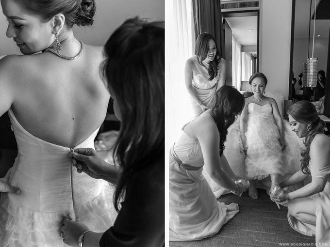 Joey & Prin - Wedding by Bogs Ignacio Signature Gallery - 008