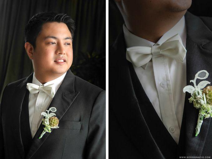 Joey & Prin - Wedding by Bogs Ignacio Signature Gallery - 013