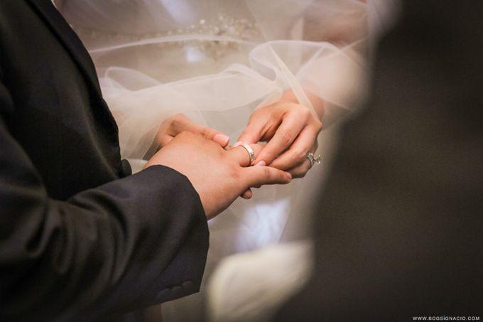 Joey & Prin - Wedding by Bogs Ignacio Signature Gallery - 023