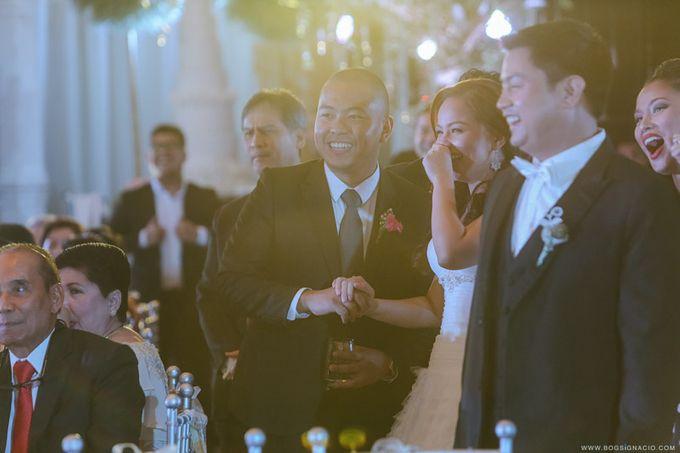 Joey & Prin - Wedding by Bogs Ignacio Signature Gallery - 045