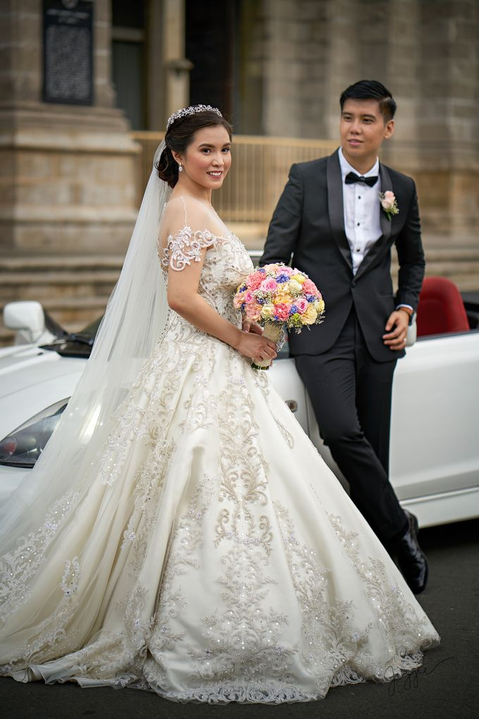 A very personal wedding of JP and Nix by Jiggie Alejandrino Wedding Photographs - 019