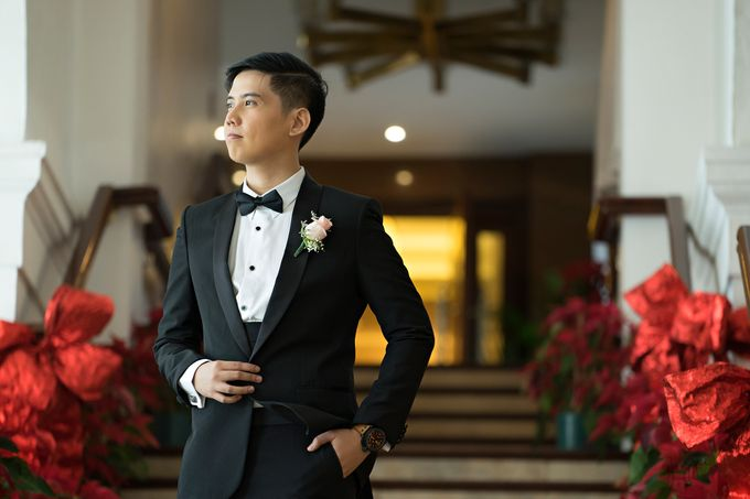 A very personal wedding of JP and Nix by Jiggie Alejandrino Wedding Photographs - 028