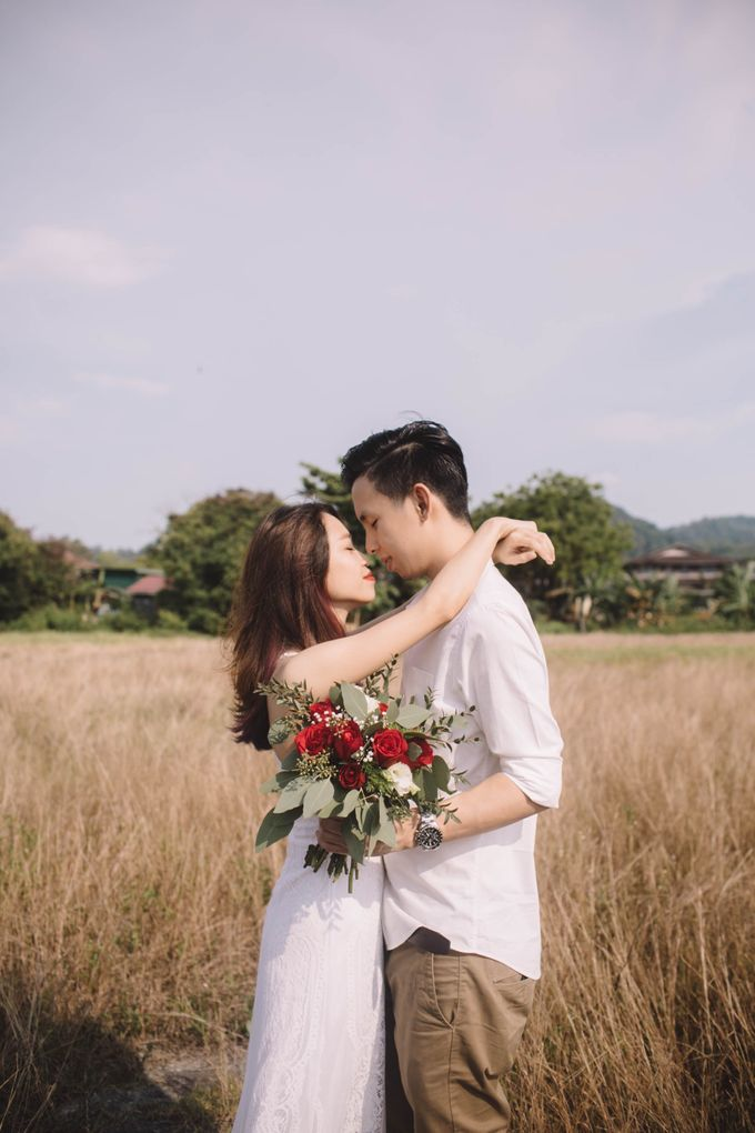 Warm engagement session in Penang  by Amelia Soo photography - 005