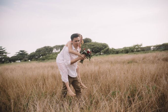 Warm engagement session in Penang  by Amelia Soo photography - 012