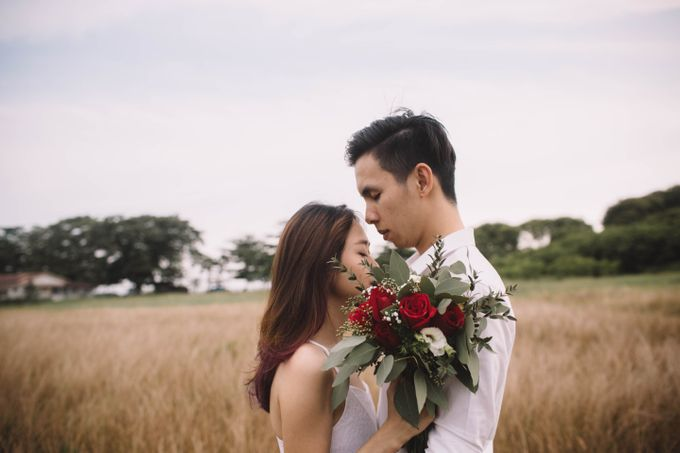 Warm engagement session in Penang  by Amelia Soo photography - 008