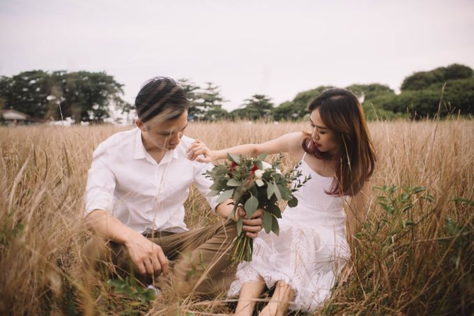 Warm engagement session in Penang  by Amelia Soo photography - 020