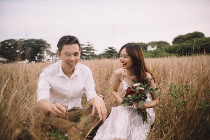 Warm engagement session in Penang  by Amelia Soo photography - 021
