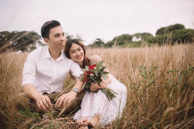 Warm engagement session in Penang  by Amelia Soo photography - 022